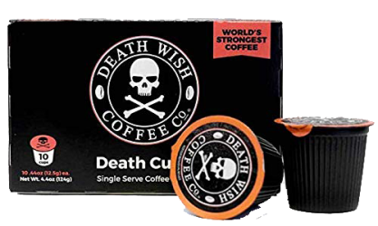 Death Wish Coffee png
